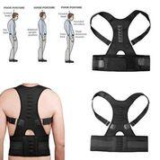 Orthopedic Back Support & Magnetic Posture Corrector Belt