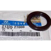 Hyundai Genuine - Front Oil Seal , Shaft seal , Crankshaft Seal - Part No ( 21335-27000 )