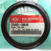 Hyundai / KIA Genuine Rear Crank Shaft Oil Seal - Part No ( 21443-38010 )