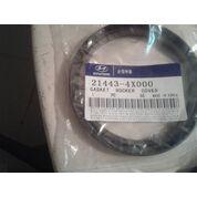 Hyundai / Kia Genuine Engine Crankshaft Seal - Part No ( 21443-4X000 )