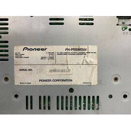 Used Pioneer Carrozzeria FH-P55MDzz CD / MD Player Receiver Head Unit Car Audio Stereo
