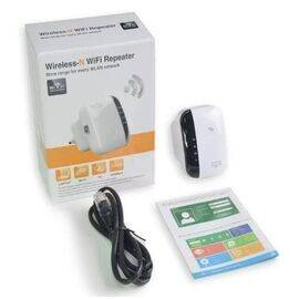 Wireless-N Wifi Repeater Router Booster