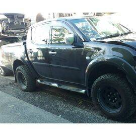 Used hardlid (Black colour) in mint condition is available for Mitsubishi 4th generation MN KB Triton / L200 2009