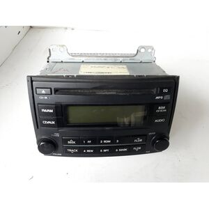 GENUINE HYUNDAI H1 2008 STEREO/HEAD UNIT 96100-4H940WK
