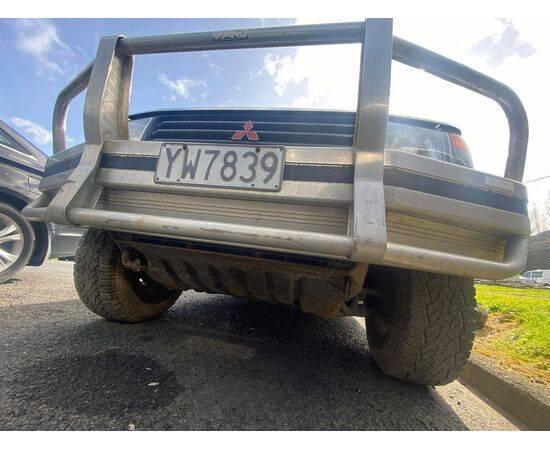 ALI ARC Aluminium Bull Bar for Mitsubishi Pajero V46 / V45 / V26 / V25