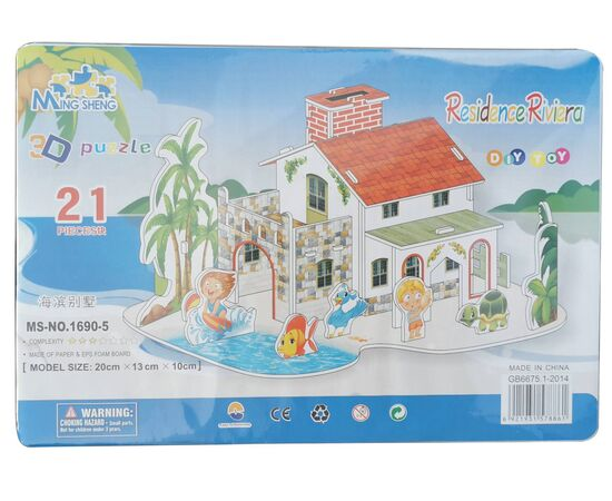 Residence Riveira 3D Puzzles