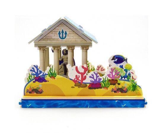3D Sea Princess paper puzzle