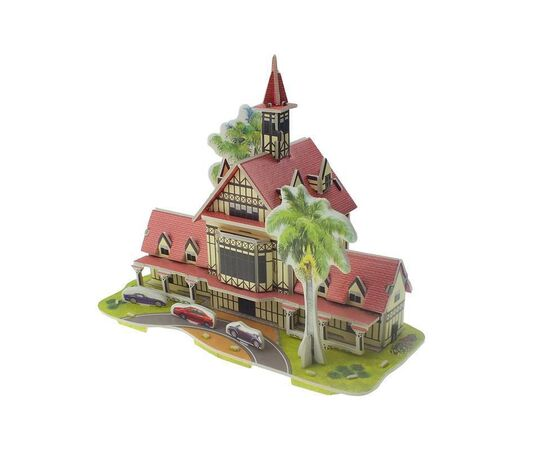 3D Puzzles Country House