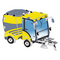 3D jigsaw paper puzzle - Road Sweeper